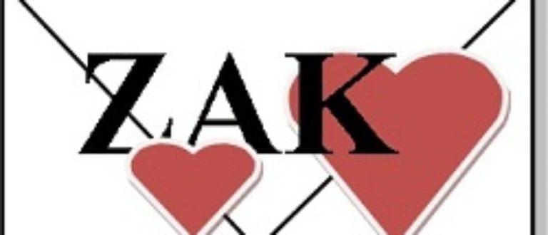 Article : Bonjour je suis Zak Le Messager