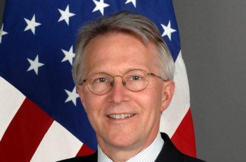 Article : Terrence McCulley , le nouvel Ambassadeur des USA en Côte d'Ivoire se présente en vidéo