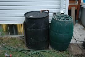 Le baril de pompage connecté