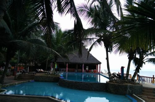 Article : MondoBlog Abidjan 2014 : quelques images du lieu de la formation