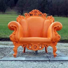 Le fauteuil Rose du Président